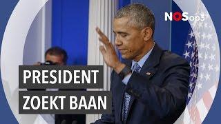 Wat gaat Obama nu doen? | NOS op 3