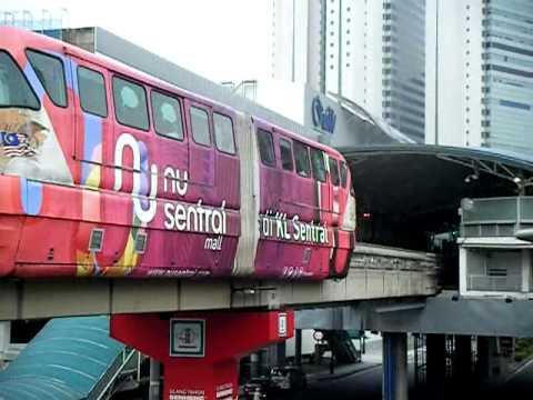 Monorail of KL, Medan Tuanku Station