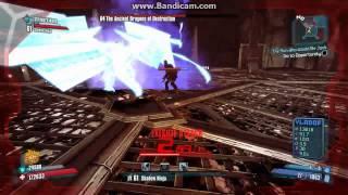Borderlands 2 Ancient Dragons melee Zer0 w/ StrikerZidane