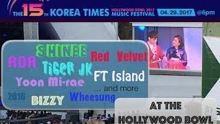 Video Korea Times Music Festival - Hollywood Bowl download MP3, 3GP, MP4, WEBM, AVI, FLV Oktober 2017