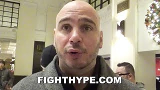 KELLY PAVLIK BREAKS DOWN MIDDLEWEIGHT DIVISION; REVEALS CANELO'S BIGGEST TEST AND IT'S NOT FIELDING