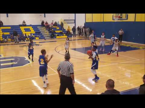 Cameron Piggee Basketball Highlights
