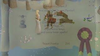 All RuneScape 2007 Quest REWARDS!