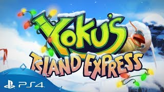 Yoku's Island Express | Happy Holidays from the Island Express | PS4