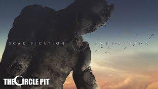 Walking Across Jupiter - Scarification/Induration (Official Lyric Video)   The Circle Pit