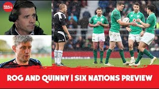Joey's put 'heat' on Johnny | O'Mahony's temper | Yips | England | ROG and Quinlan