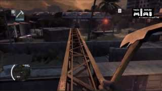 Real-time gameplay Dying Light - XBOX ONE