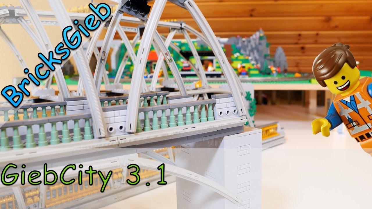 GiebCity Update 3.1 Die Zugstrecke / The Train track