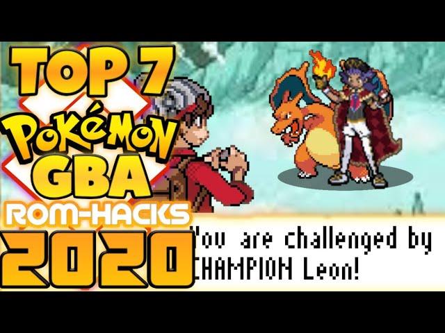 Top 7 New Pokemon Gba Rom Hacks With Gen 8 2020 Pokémon Amino