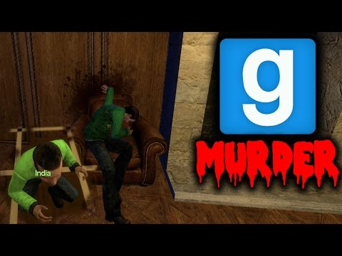Dramatic Poses & Blow Jobs?! (Garry's Mod Murder)