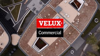 We are VELUX Commercial!