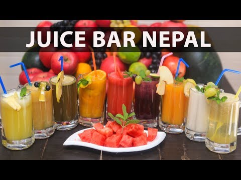 JUICE BAR NEPAL -  Pokhara