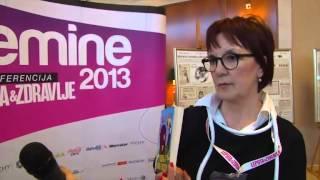 Vedrana Rudan, intervju ProFemina 2013