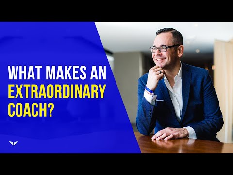 The Simple Elements To Be An Extraordinary Coach by Jason Goldberg