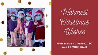 ECMHSP Christmas Video 2020
