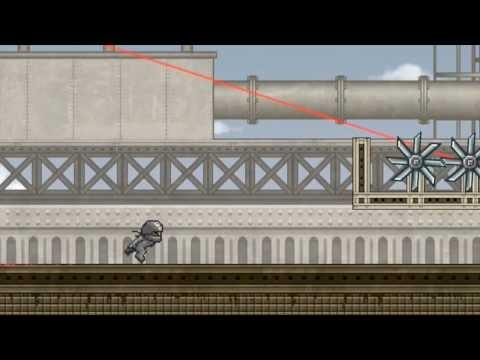 Epic Ninja Game Trailer - Retro Pixel Art Platformer