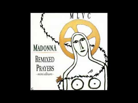 Madonna - Like A Prayer (12'' Dance Mix)