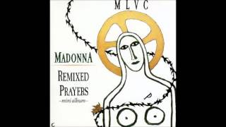 Madonna - Like A Prayer (12'' Dance Mix)