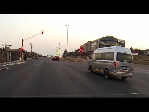 Taxis In South Africa Compilation #4 2018