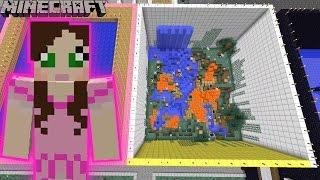 Minecraft: BATTLE SHIPS WAR! - PAT & JEN THEMEPARK [9]