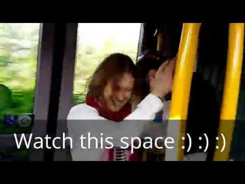 7.30am on the Luas Dublin - Teaser :) :) :) WATCH THIS SPACE!!!!