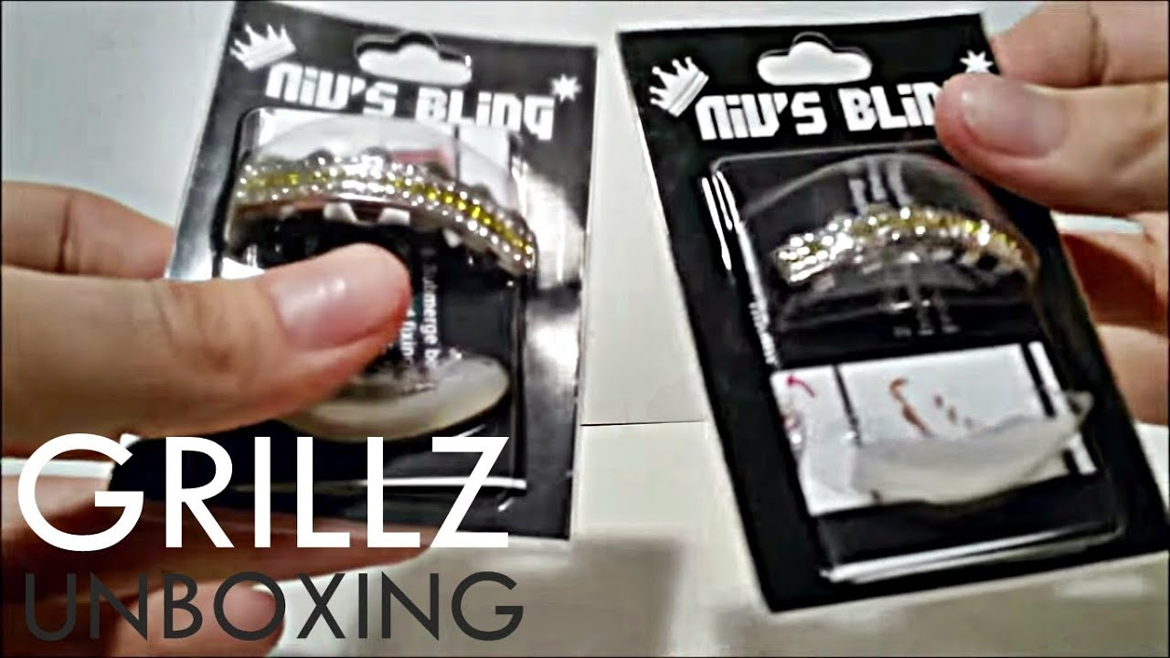 Iced Out Grillz Niv S Bling Unboxing Amp Review Youtube