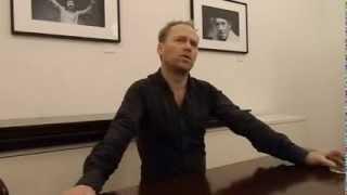 Eoin Colfer: WARP - Der Quantenzauberer. Hörbuch-Interview mit Rainer Strecker (c)HHV