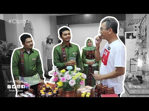Sihar Sitorus Berkunjung ke Pekan Raya Sumatera Utara (PRSU)
