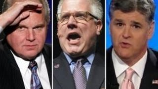 Right Wing Talk Radio Lies!! - Geoff Harbaugh