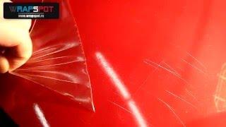 Покрытие автомобиля ( защитная пленка) Тест на прочность(Покрытие автомобиля ( защитная пленка) Защита краски автомобиля. ( антигравийная пленка ) самоклеющиеся..., 2016-02-11T16:22:30.000Z)