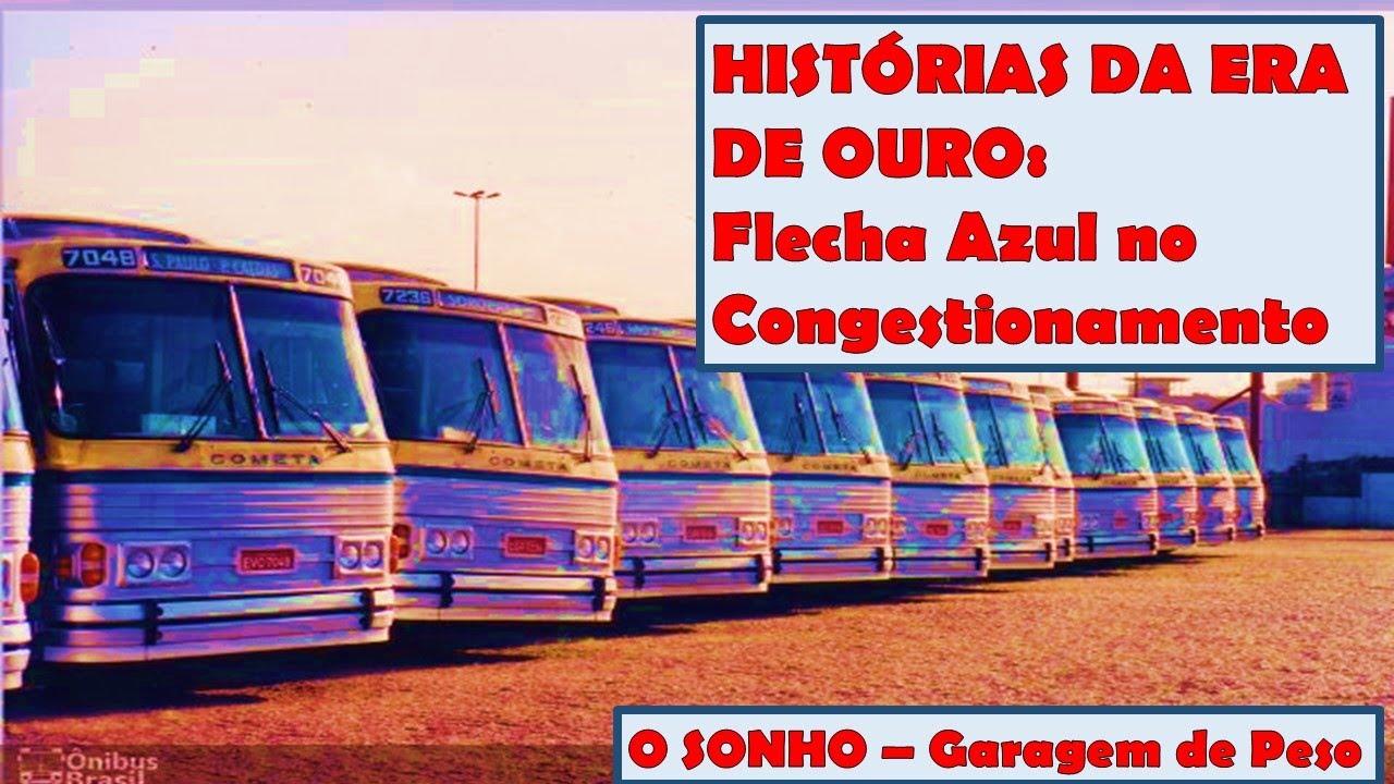 """(AnoXX Ep.76) HISTÓRIA DA ERA DE OURO: """"Flecha no congestionamento"""""""