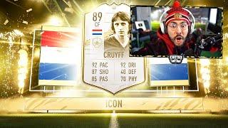 OMG I PACKED JOHAN CRUYFF!! FIFA 21