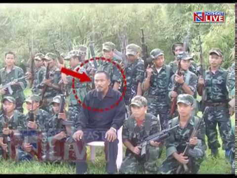 NSCN-K leader in talks with Naga Civil Society groups in a bid to return to talks table