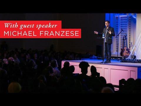 Under Construction: Guest Speaker  Michael Franzese