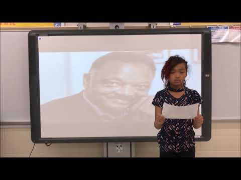Glenallen Elementary School- Black History Month