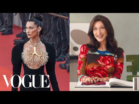 Bella Hadid Breaks Down 15 Looks From 2015 to Now | Life in Looks | Vogue