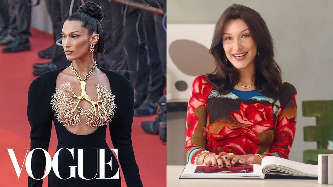 Download Bella Hadid Breaks Down 15 Looks From 2015 to Now | Life in Looks | Vogue