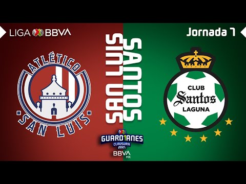 San Luis Santos Laguna Goals And Highlights