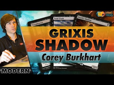 Grixis Shadow - Modern | Channel Corey