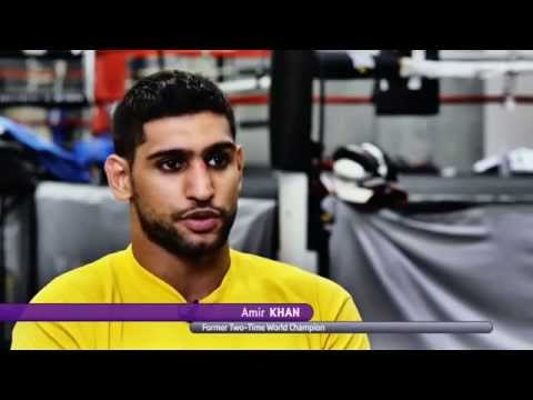 BT Sport Boxing Tonight   Amir Khan Feature
