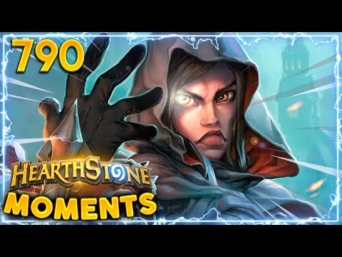 Play Tess They Said It Will Be Fun They Said  Hearthstone Daily Moments Ep790