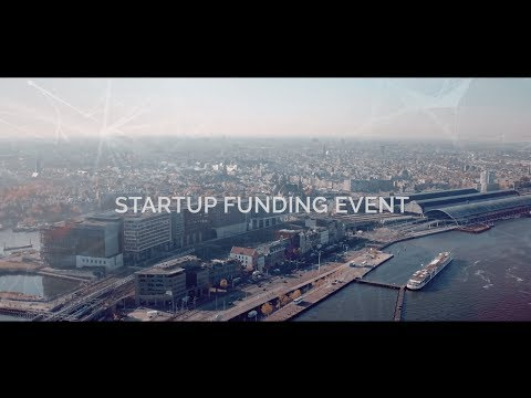 Startup Funding Event 2018 - Amsterdam Capital Week - Official Aftermovie