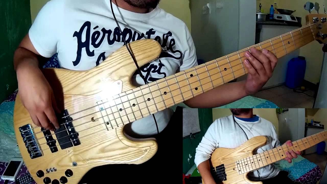 5 string jazz bass eadgc tuning funky bass jam youtube. Black Bedroom Furniture Sets. Home Design Ideas