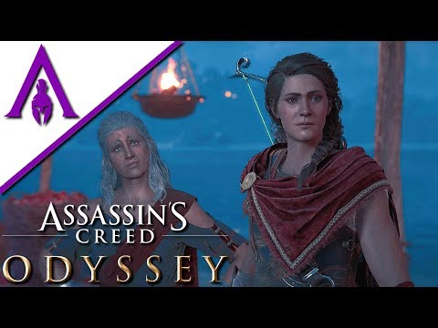 Assassin's Creed Odyssey #142 - Auftritt der Poetin - Let's Play Deutsch thumbnail