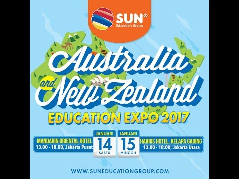 Australia & New Zealand Education Expo 2017