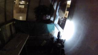 Airsoft Arena 2/28/15 ( Custom Knights Armament M4 PDW )