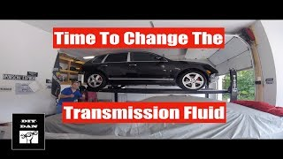 Porsche Cayenne: How To Change The Transmission Fluid And Filter