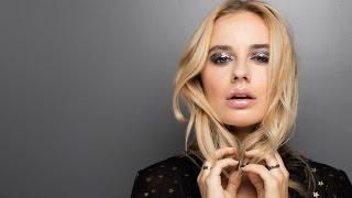 Smoky Glitter Makeup on Fashion Blogger Sonya Esman - Class Is Internal