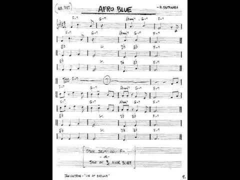 Afro Blue (J. Coltrane)