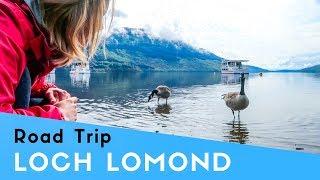 Explore Scotland | The Loch Lomond Road Trip